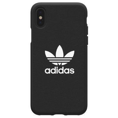 Adidas 4.7'', iPhone 6, iPhone 7, iPhone 8, TPU, black Mobile phone case - Zwart
