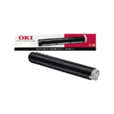 OKI cartridge: TONER VOOR DE 8P OF 8W