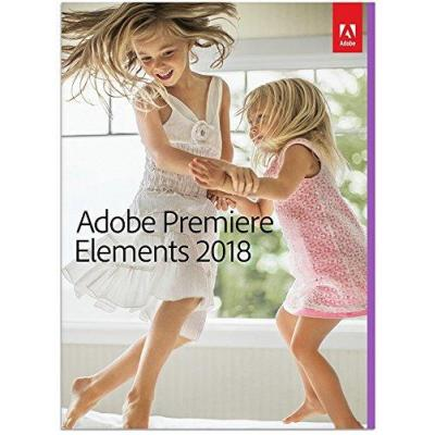 Adobe videosoftware: Premiere Elements Premiere Elements 2018