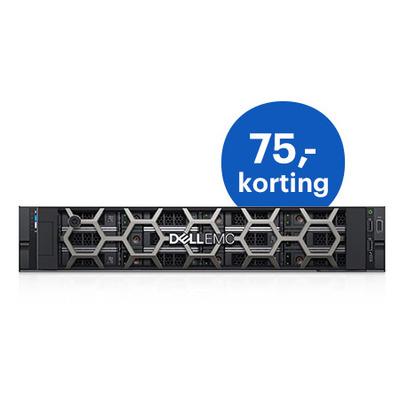 DELL PowerEdge R540 Server - Zwart