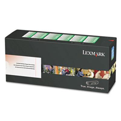 Lexmark Black, 45k pages Toner - Zwart