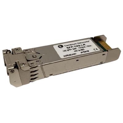 Cambium Networks 10Gbps SFP+ SMF Optical Transceiver, 1310nm, 10km Netwerk tranceiver module