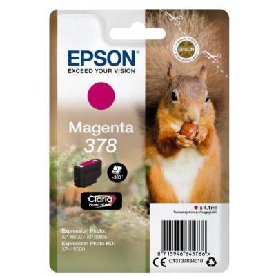 Epson C13T37834010 inktcartridge