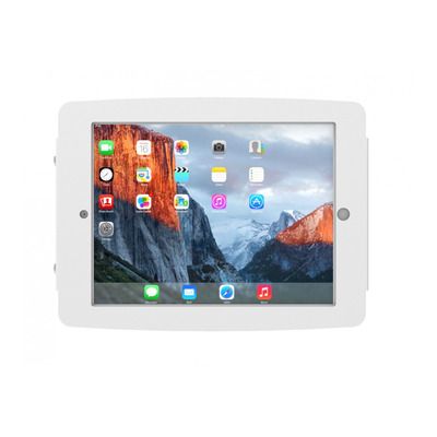 Compulocks iPad Pro 10.5 Enclosure Kiosk & Floor Stand, White Multimedia kar & stand - Wit