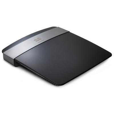 Linksys E2500 Wireless router - Zwart