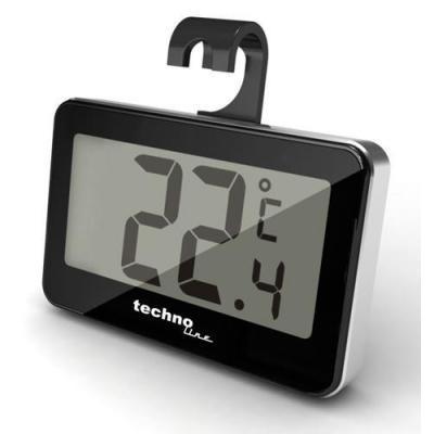 Technoline omgevingsthermometer: WS 7012 - Zwart