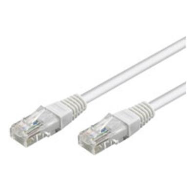Goobay CAT 6-700 UTP White 7m Netwerkkabel - Wit