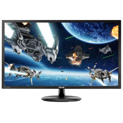 Asus monitor: VP28UQG - Zwart