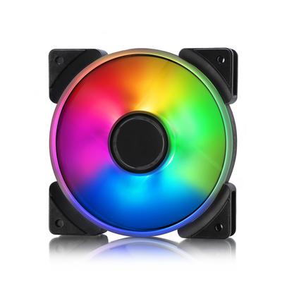 Fractal Design Prisma AL-12 3P Hardware koeling - Zwart, Wit