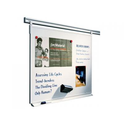 Legamaster magnetisch bord: Magneetbord 150x100cm Legaline wit