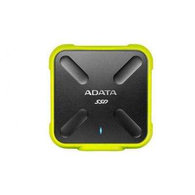Adata : SD700 - Zwart, Geel