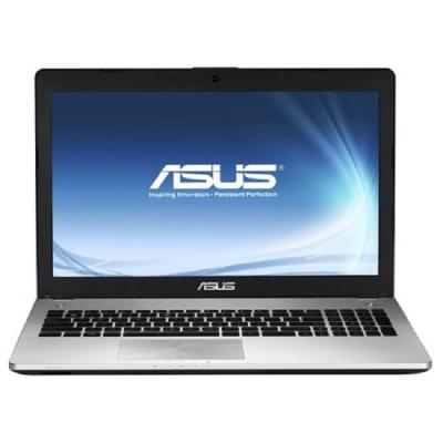 """ASUS N56VZ-S4022V 15,6"""" i7 8GB RAM 1TB HDD Laptop - Zwart, Zilver"""