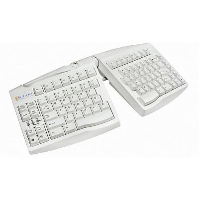Goldtouch  - QWERTY Toetsenbord - Wit