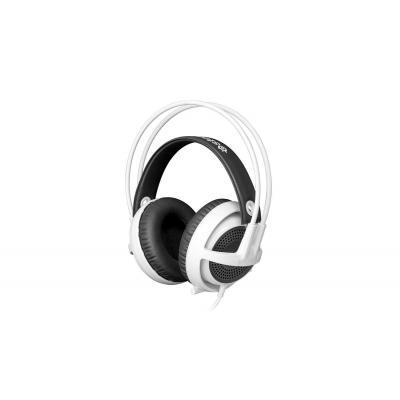 Steelseries Siberia v3 headset - Zwart, Wit