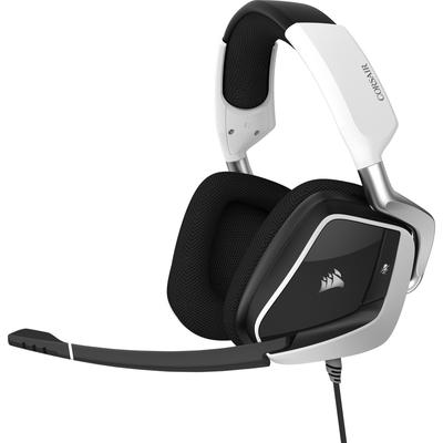Corsair VOID ELITE USB Headset - Zwart, Wit