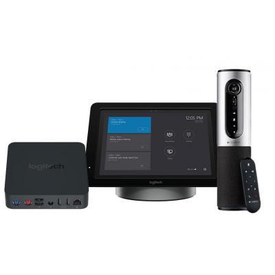 Logitech videoconferentie systeem: SmartDock & Extender Box & ConferenceCam Connect bundel