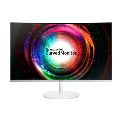 Samsung monitor: C32H711 - Wit