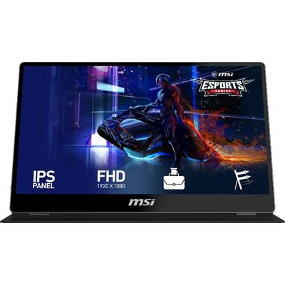 MSI Optix MAG162V Monitor - Zwart