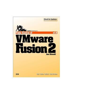 Tidbits publishing boek: TidBITS Publishing, Inc. Take Control of VMware Fusion 2 - eBook (PDF)
