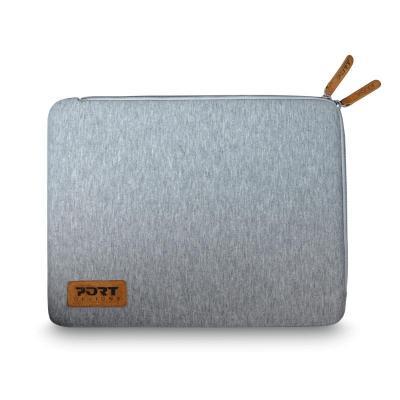 "Port designs laptoptas: TORINO 15.6"" - Grijs"