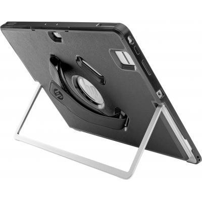 Hp tablet case: x2 1012 G2 beschermcase - Zwart, Zilver (Demo model)