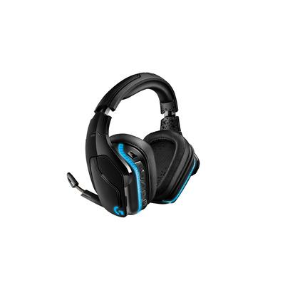 Logitech G G 935 Headset - Zwart, Blauw