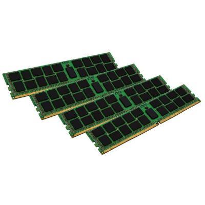 Kingston Technology KVR21R15D4K4/128 RAM-geheugen