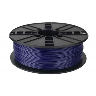 Gembird PLA Galaxy Blue, 1.75 mm, 1 kg 3D printing material - Violet
