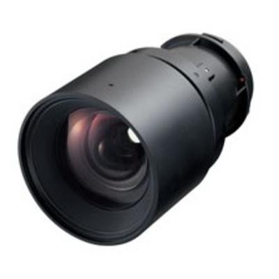 Panasonic projectielens: ET-ELW20 zoomlens - Zwart
