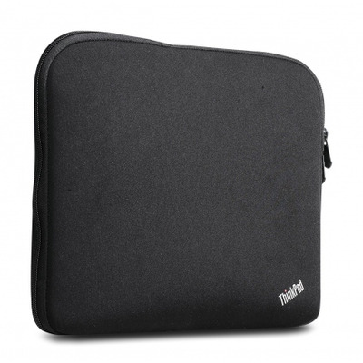 "Lenovo laptoptas: ThinkPad 11"" Fitted Reversible Sleeve - Zwart"
