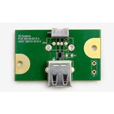 3d systems : CubePro USB Device PCB