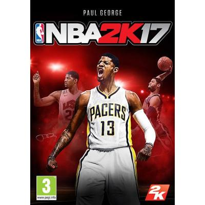 2k game: NBA17 PC