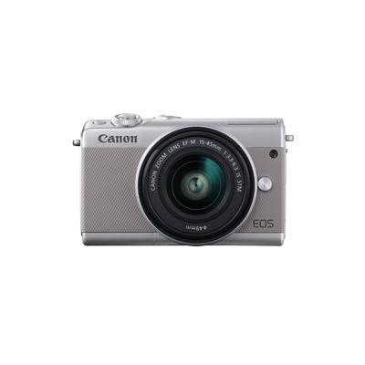 Canon digitale camera: EOS M100 - Grijs