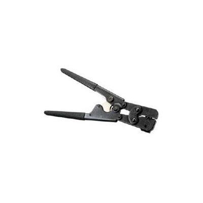 Black Box D-Style Crimp Tool, f / RS-232 Cable Tang - Zwart