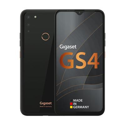 Gigaset GS4 Smartphone - Zwart 64GB
