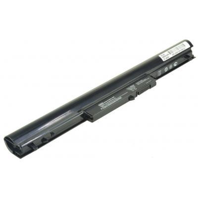 2-power batterij: 14.4V 2600mAh Li-Ion Laptop Battery - Zwart