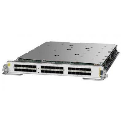 Cisco 36-Port 10GE Line Card, Service Edge Optimized with SFP+, Spare netwerk switch module