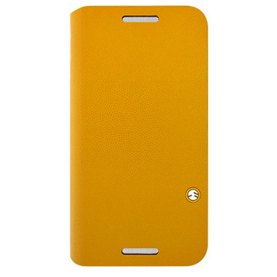 Switcheasy Flip Mobile phone case - Geel