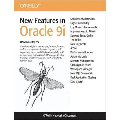 O'reilly softwareboek: New Features in Oracle 9i