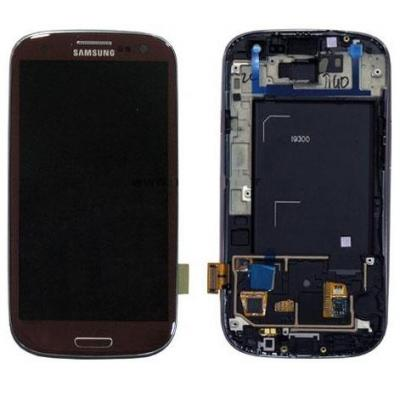 Samsung mobile phone spare part: i9300 Galaxy S3, brown