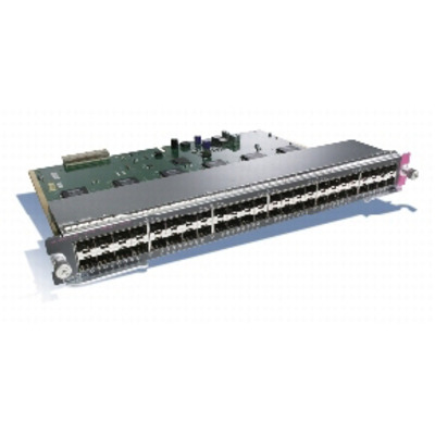 Cisco WS-X4248-FE-SFP netwerk switch module
