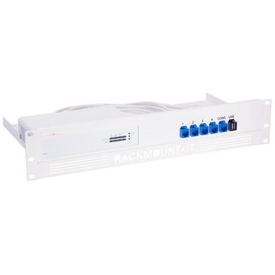 Rackmount.IT 1.3U/2U, 59 x 482 x 217 mm, 6 x RJ-45, f/ Sophos XG 85 Rev. 3, XG 86 Rev. 1, RAL 9003 Wit Rack .....