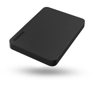"Toshiba Canvio Basics Exclusive 3TB 2,5"" USB 3.0 Externe harde schijf - Zwart"