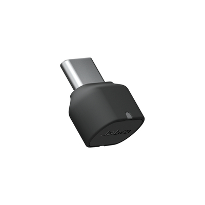 Jabra Link 380 Bluetooth music receiver - Zwart