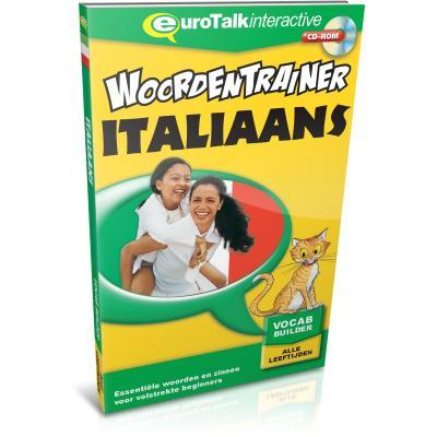 Eurotalk educatieve software: Woordentrainer, Italiaans
