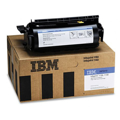 IBM 28P2010 Toner - Zwart