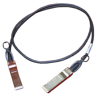 Hewlett Packard Enterprise HP B-series SFP+ to SFP+ Active Copper 1.0m Direct Attach Cable .....