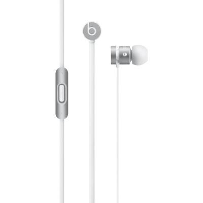 Apple headset: urBeats - Zilver
