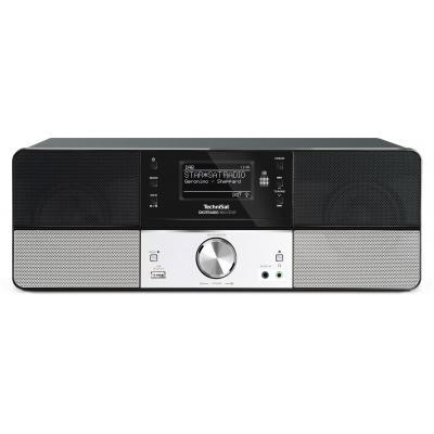 Technisat CD-radio: DIGITRADIO 360 CD IR - Zwart, Grijs