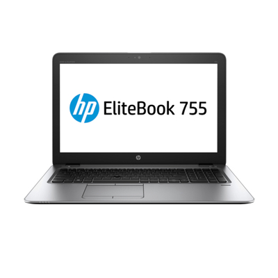HP EliteBook 755 G4 Laptop - Zilver